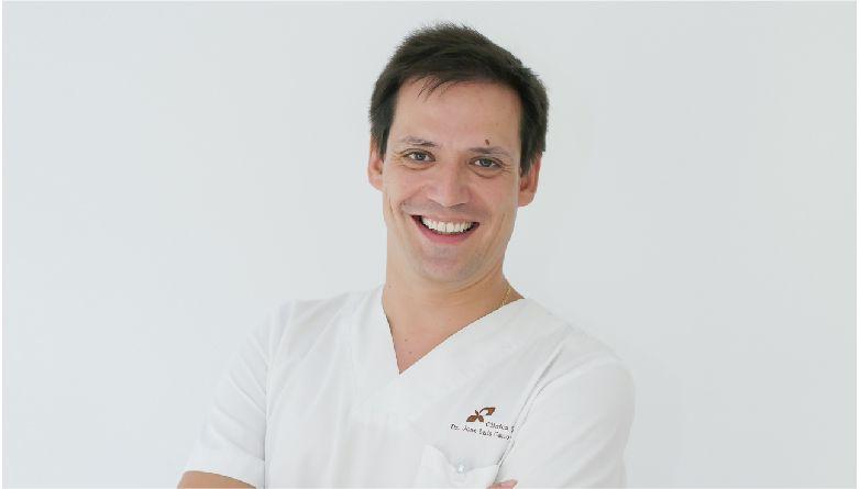 Ortodoncista Jose Luis Cano en Clinica dental de Murcia