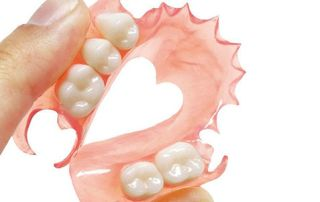 Dentadura postiza Prótesis Mucodentosoportadas