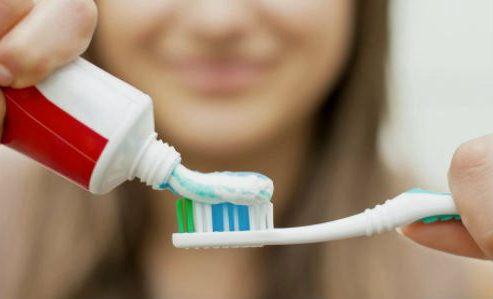Sangrado de encías e higiene dental