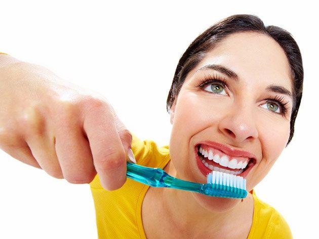 Higiene dental especial para la sensibilidad