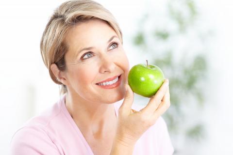 Sintomas dentales durante la menopausia