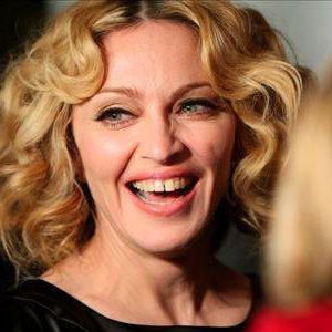 Dientes separados Madonna