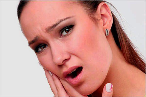 Síntomas del flemón dental