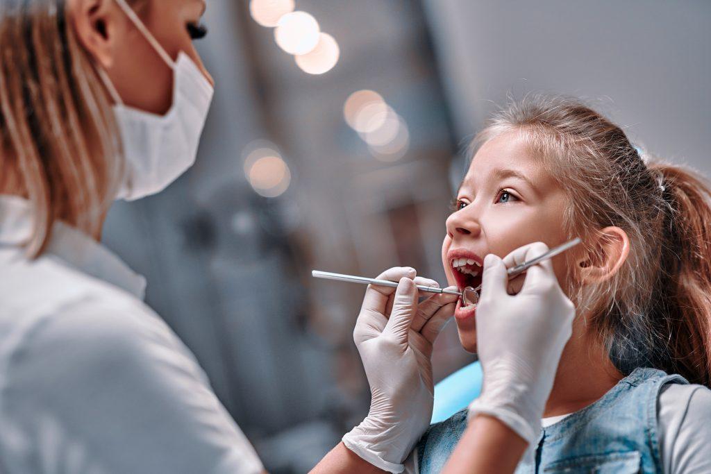 dentista en Murcia, clínica dental en Murcia, Odontopediatría en Murcia