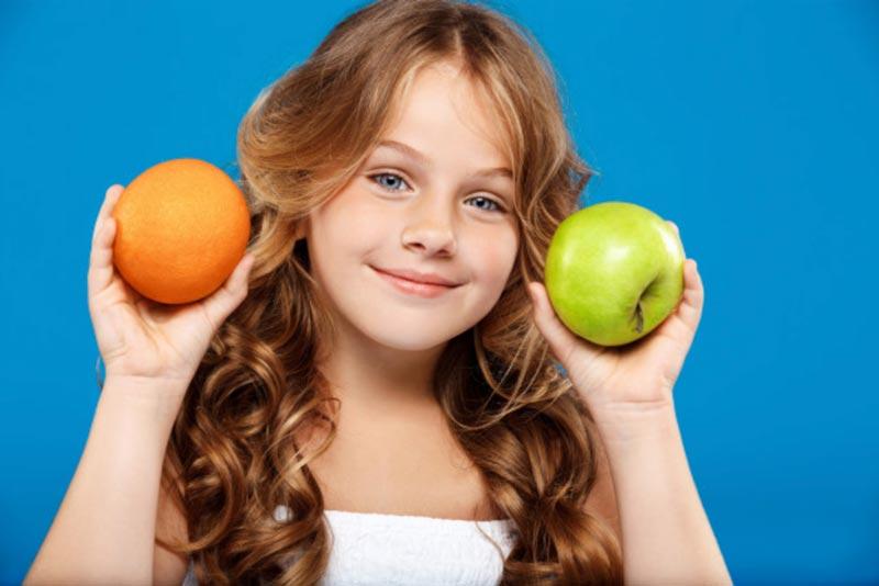 alimentación y estética dental
